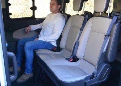 Persona fins taxi