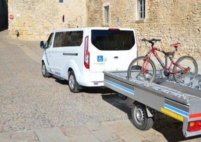 Remolc Girona taxi