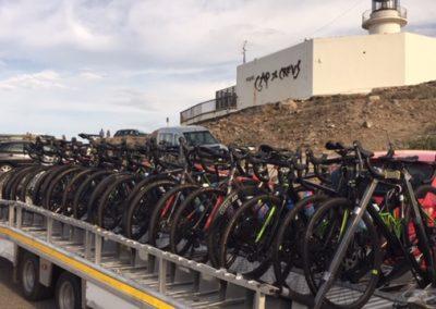cap de creus excursio ciclistes