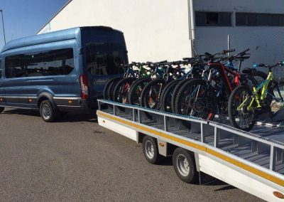 El taxi dels ciclistes